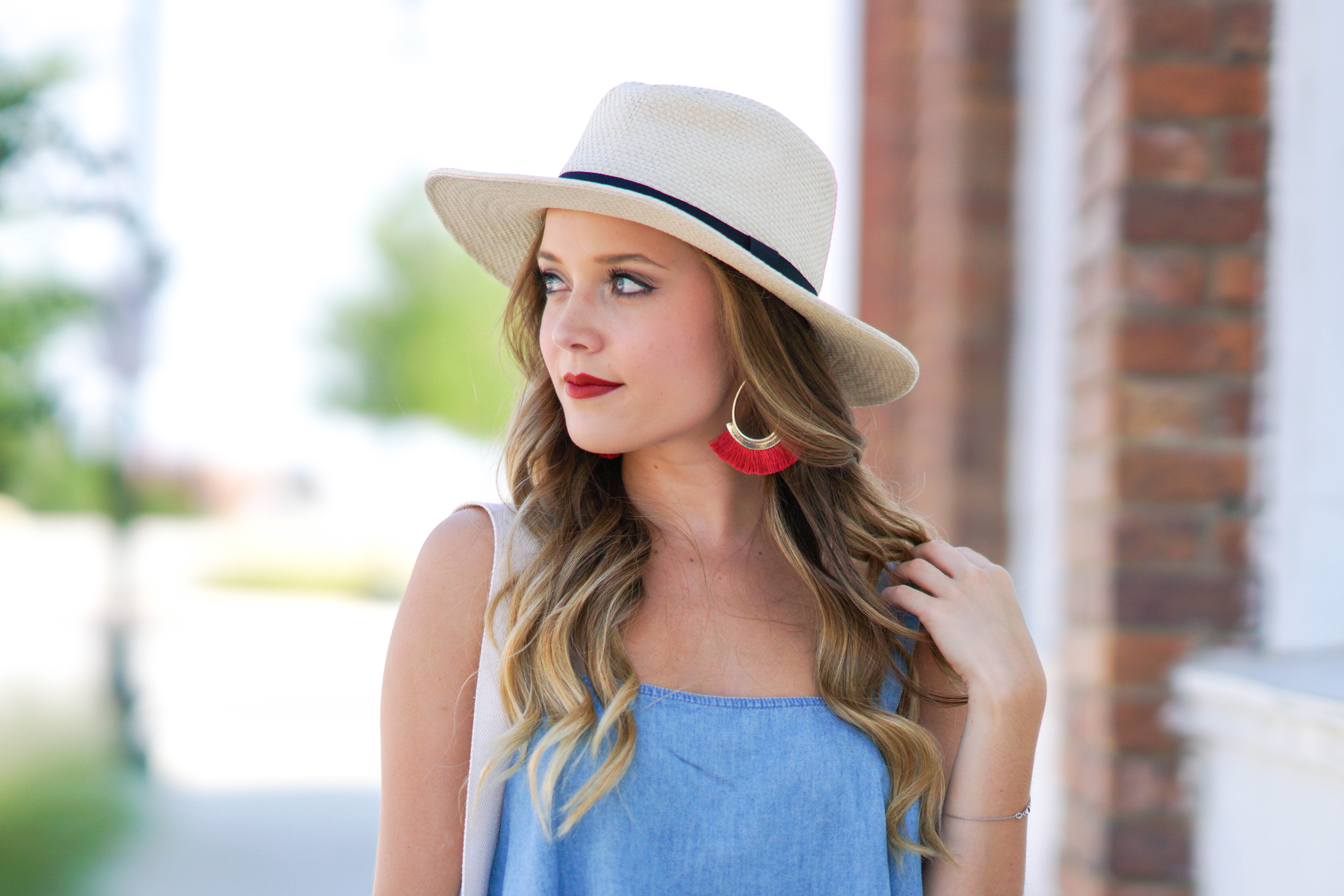 """Hats Are Not Just For """"Bad Hair Days""""! – Aubrey Chick 2712fb562f70"""